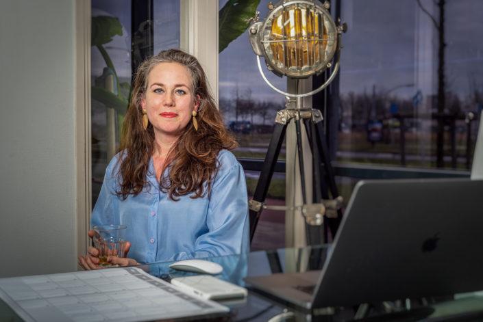 De liefdevolle stok achter de deur van de creatieve ondernemer - Millie Gietman